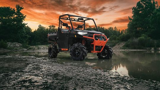 RANGER XP 1000 EPS High Lifter Edition фото